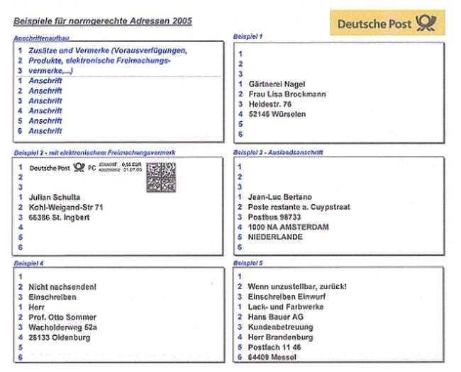 Post Und Telekommunikation Kep 2005 April Bis Juni